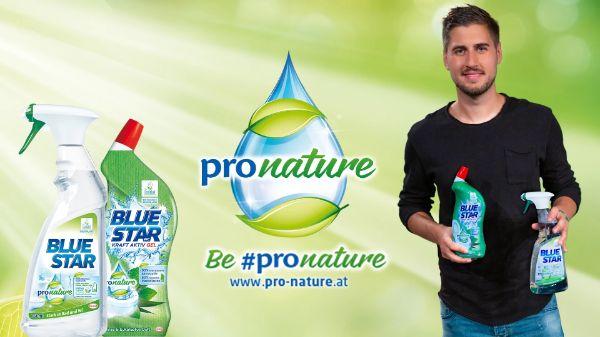 BlueStar ProNature Bad- und Toilettenreiniger