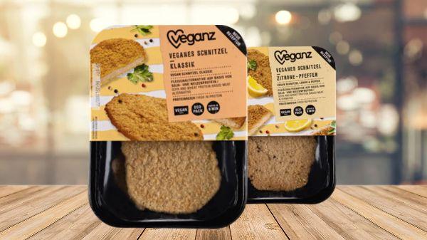 Veganz Veganes Schnitzel