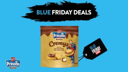 Prinzenrolle Cremys - Blue Friday Deal
