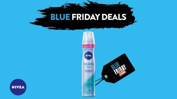 Nivea Haarspray - Blue Friday Deal
