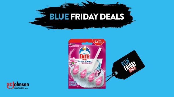 WC Ente Active Clean - Blue Friday Deal