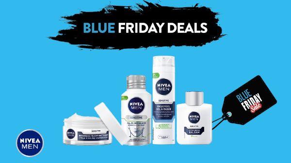 NIVEA MEN €10,- Warenkorb - Blue Friday Deal