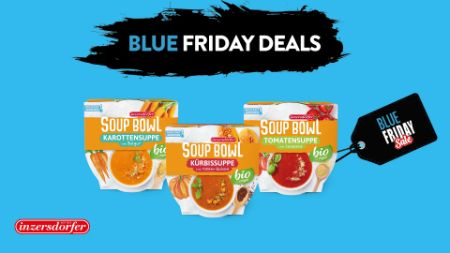 Soup Bowls - Blue Friday Deal