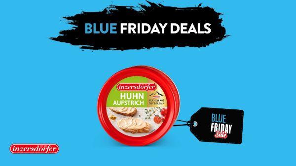 Inzersdorfer Aufstrich - Blue Friday Deal