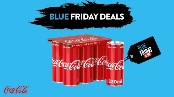 Coca-Cola 0.33l Dose 3+3 - Blue Friday Deal
