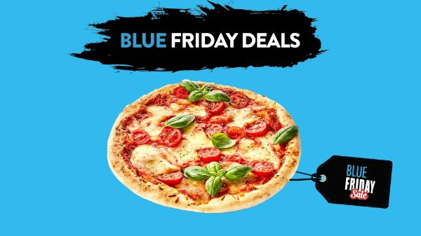 Pizza - Blue Friday Deal