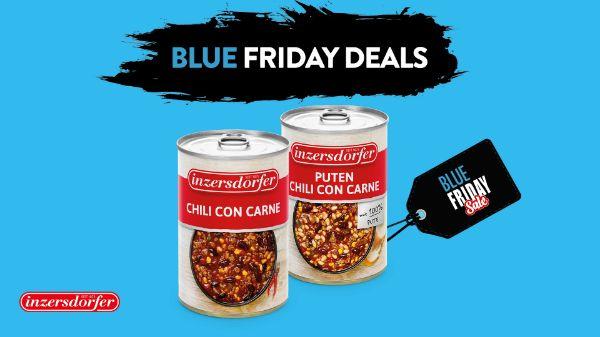 Inzersdorfer Chili con Carne - Blue Friday Deal