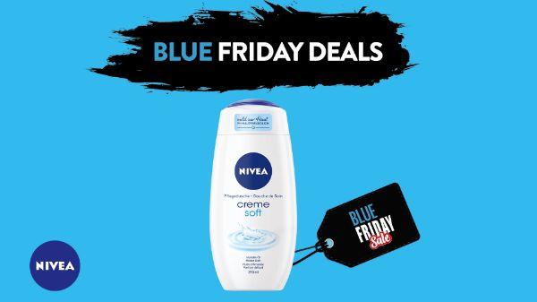 Nivea Duschgel - Blue Friday Deal