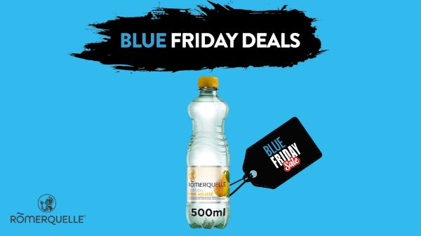 Römerquelle Emotion Birne-Melisse - Blue Friday Deal