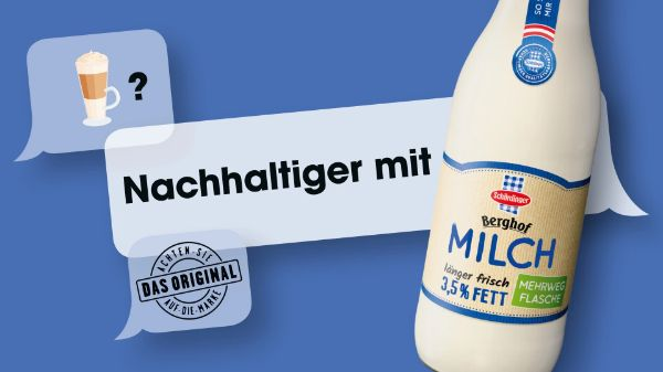Schärdinger Berghof Vollmilch