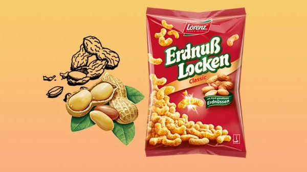 Lorenz Erdnuss Locken