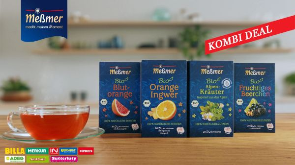 Meßmer Bio-Tee Multipack Deal