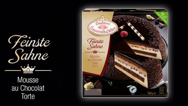 Coppenrath & Wiese Feinste Sahne Mousse au Chocolat Torte
