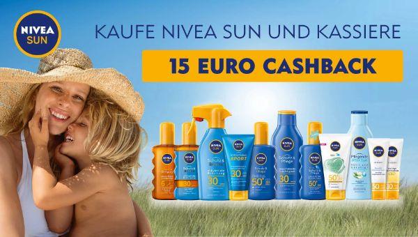 NIVEA SUN €30,- Warenkorb