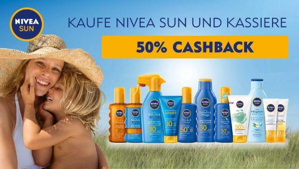 NIVEA SUN - 2 Produkte
