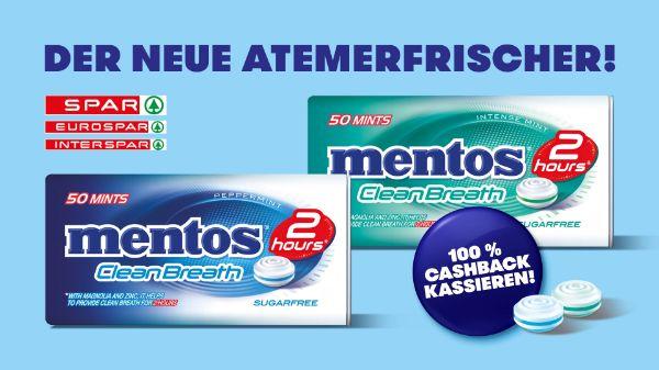 mentos Clean Breath