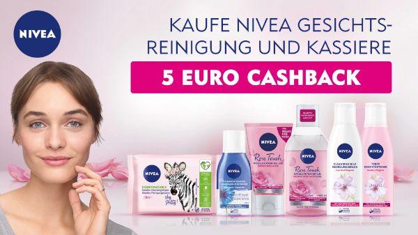NIVEA Gesichtsreinigung €10,- Warenkorb