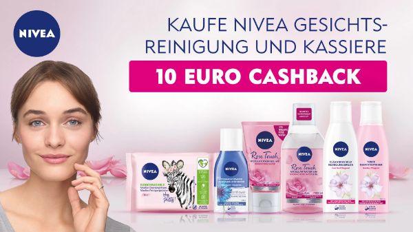 NIVEA Gesichtsreinigung €20,- Warenkorb