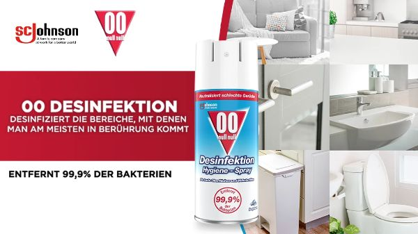 00 null null Desinfektion - Hygiene-Spray