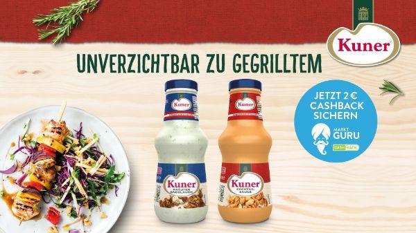 Kuner Grill- & Partysaucen
