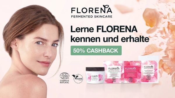 FLORENA Feuchtigkeitspflege
