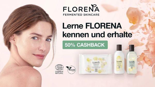 FLORENA Gesichtsreinigung