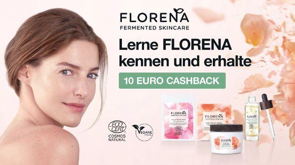 FLORENA Skincare €20,- Warenkorb