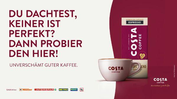 Costa Coffee Kapseln