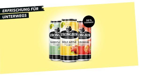 Strongbow Cider bei BILLA PLUS
