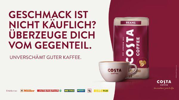 Costa Coffee Bohnen