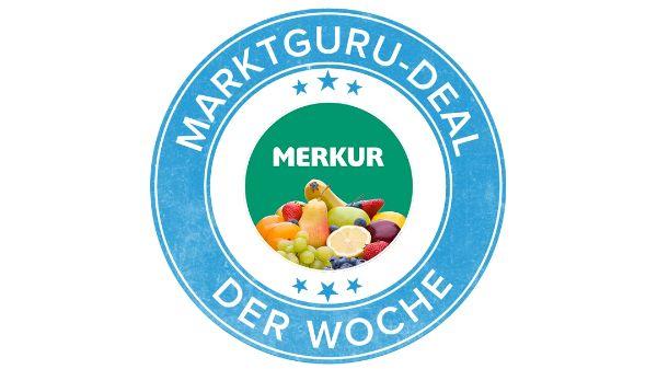 Dein MERKUR Obst Einkauf