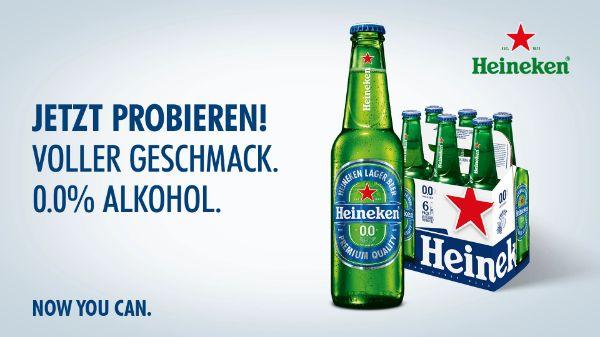 Heineken 0.0% Alkohol