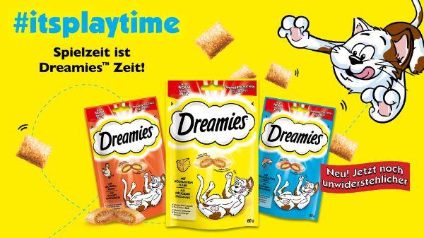 Dreamies™ Katzen Snacks