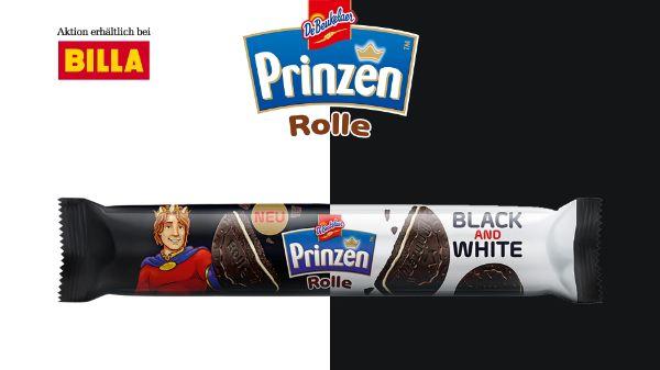 Prinzen Rolle Black & White