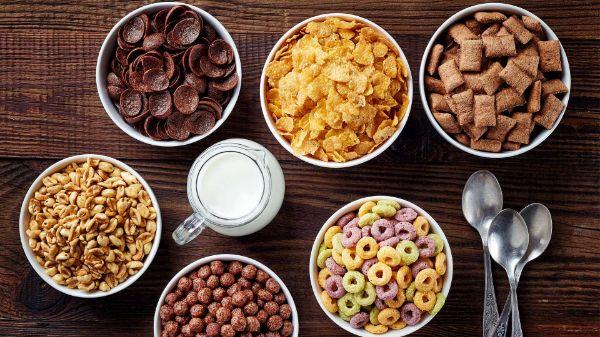 Müsli & Cerealien