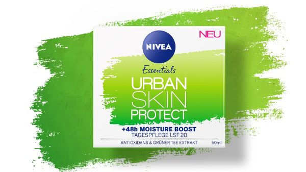 NIVEA Essentials Urban Skin Protect