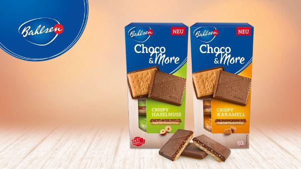 Bahlsen Choco & More
