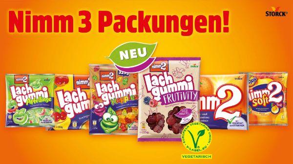 nimm2 Family - 3 Produkte