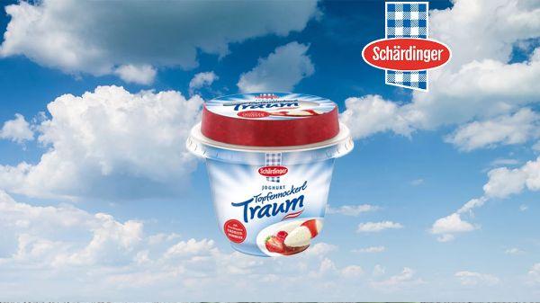 Schärdinger Joghurt Topfennockerl