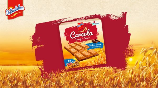 Cereola Hafer-Snack