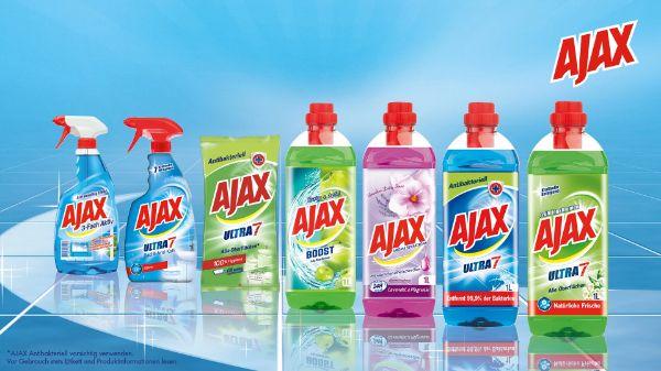 AJAX Markenfamilie