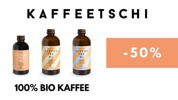 KAFFEETSCHI Bio Speciality Kaffee