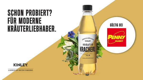 Kinley Kräuter Kracherl