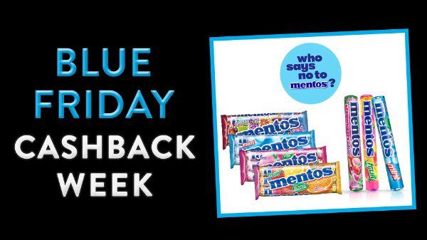 mentos Blue Friday Deal