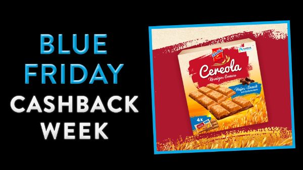 Cereola Hafersnack Blue Friday Deal
