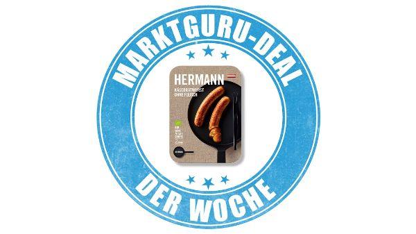 Hermann Käsebratwurst