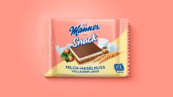 Manner Knusper Snack 4er Pack