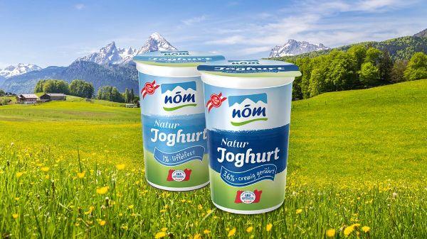 Nöm Naturjoghurt