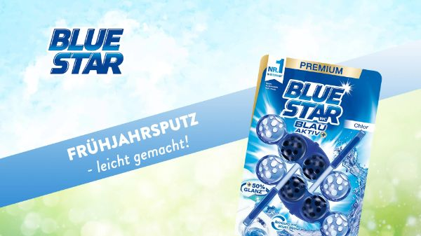 Blue Star Beckensteine