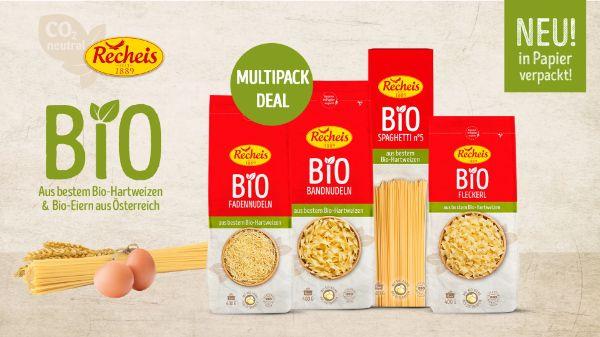 Recheis BIO Multipack Deal